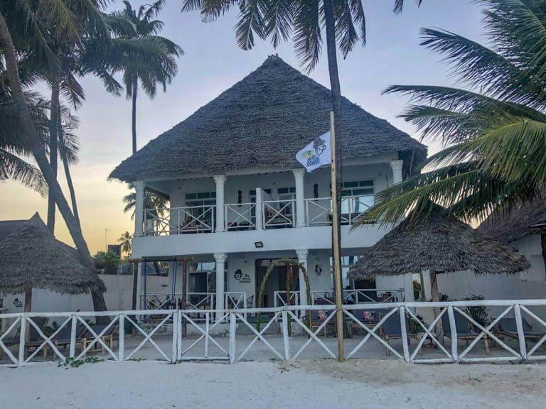 The African Paradise Beach Hotel